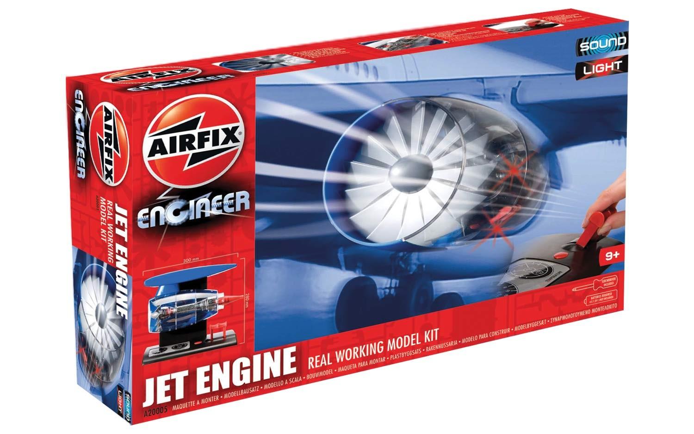 airfix engineer 1521005 jet engine modell triebwerk. Black Bedroom Furniture Sets. Home Design Ideas