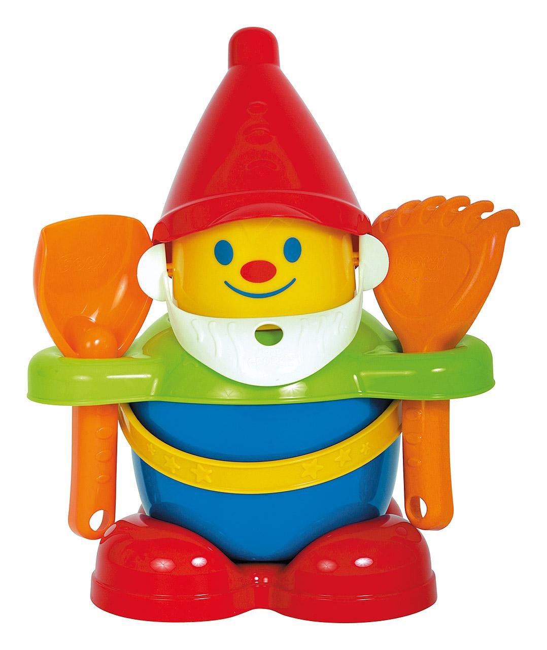 gowi happy george set sandspielzeug strandspielzeug eimer sandkasten spielzeug ebay. Black Bedroom Furniture Sets. Home Design Ideas