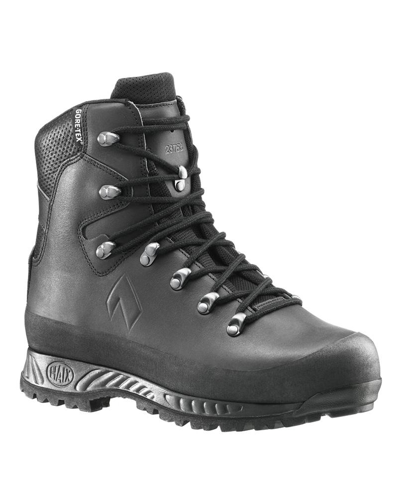 HAIX Bergschuhe KSK 3000 Schuhe Wanderschuhe Trekkingschuhe Schwarz 47