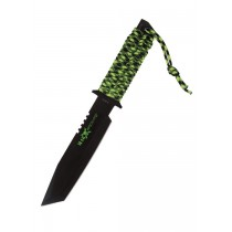 United Cutlery Kampfmesser M48 Apocalypse Fighter mit Paracord-Band 29,2 cm