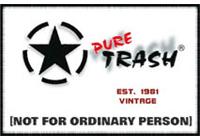 Marke PURE TRASH