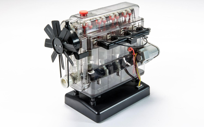 airfix engineer 1542509 combustion engine modell bausatz. Black Bedroom Furniture Sets. Home Design Ideas