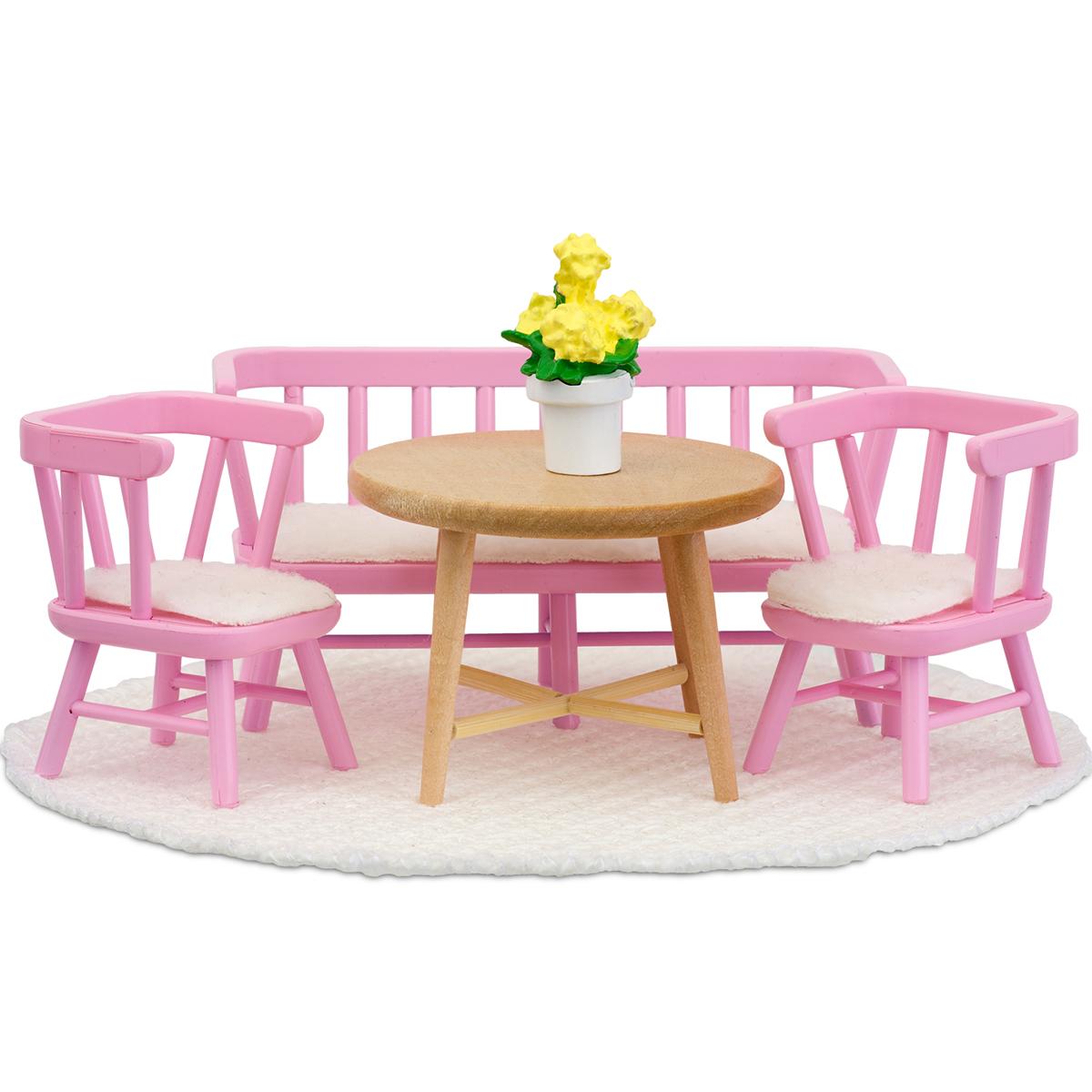 Lundby Küchenmöbel Küche Esszimmer 1:18 Puppenmöbel Puppenhaus Möbel Zubehör