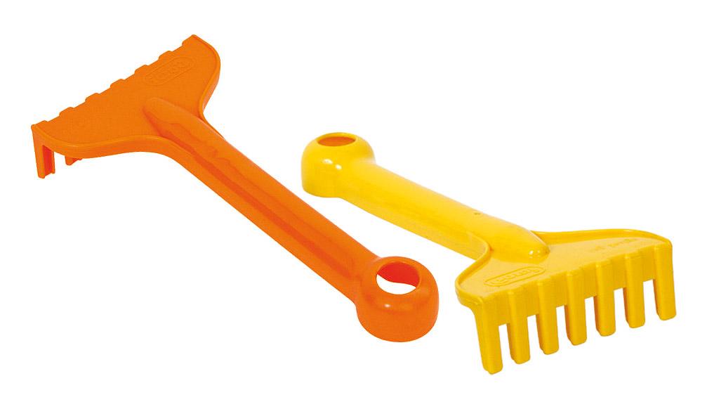 GOWI Schaufel 24 cm Sandkasten Spielzeugschaufel Plastikschaufel Strand Sand Sandkasten & Spielzeug