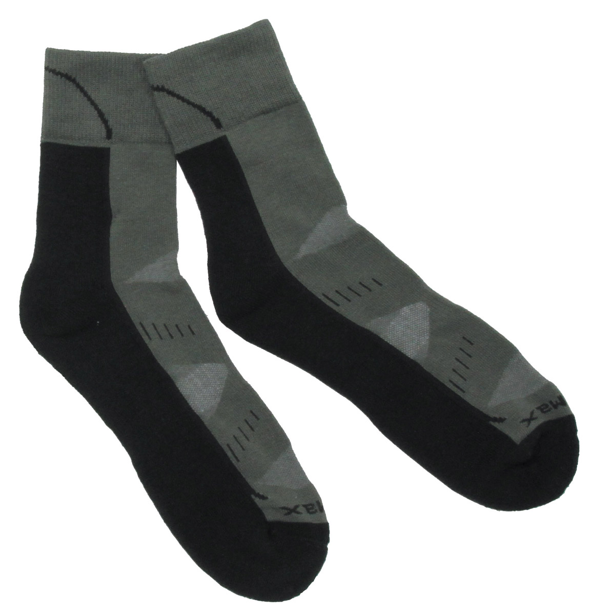 R Mischung  39-47 Trekking Socken Arber Freizeit Outdoor kurze Form COOLMAX
