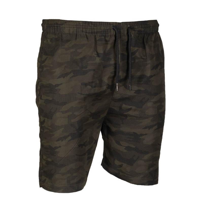 Mil-Tec Badeshorts S-3XL Woodland Urban Dark Camo Camouflage Badehose