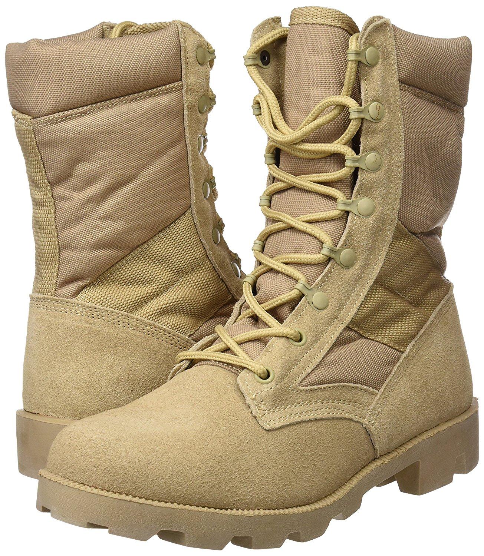 Détails sur Mil Tec US desertstiefel Speed Lace kaki des Rangers Bottes Boots 40 47 afficher le titre d'origine