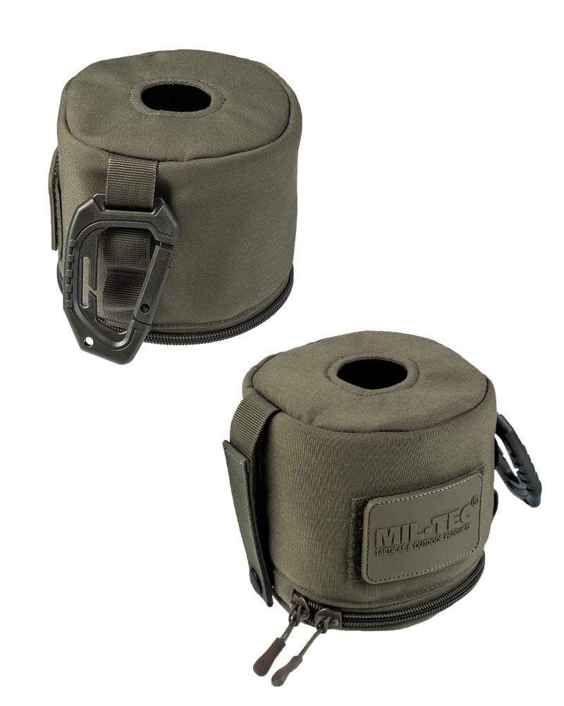 NEU US Tactical MOLLE Tissue Case Toilettenpapier Tasche Taschentuch Behälter