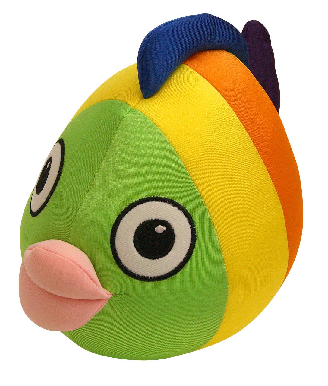 Vinnemeier Kinderkissen Kissen Kuschelkissen Pinguin Eule Fisch Fuchs Hund  Hai