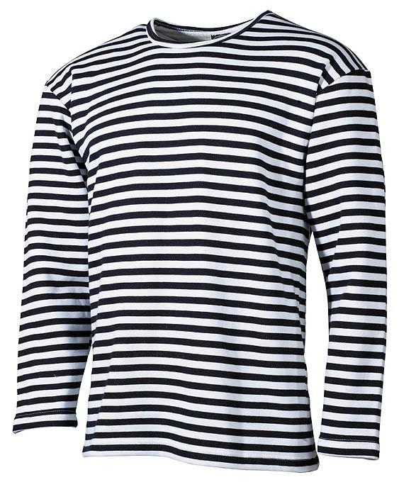 MFH Russische Marine Shirt Langarm Winter