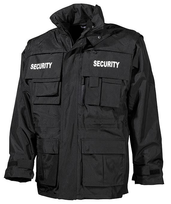 "MFH Jacke ""Security"""