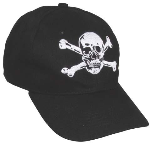 """Pro Company Baseball Cap """"Totenkopf"""""""