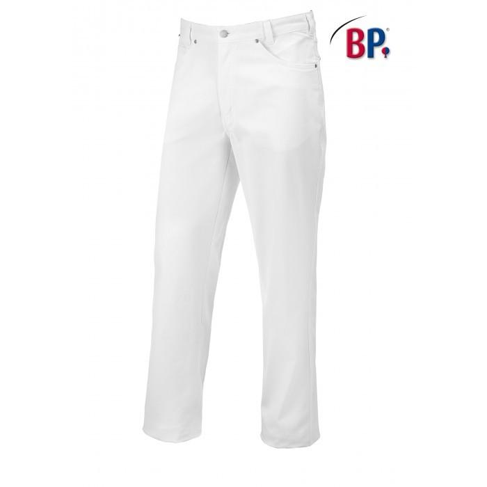 BP Herrenjeans 1378 690 21 Weiß Stretch