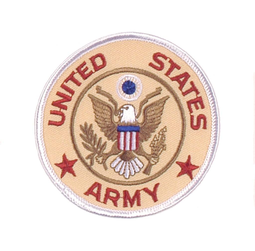 """Stoffabzeichen """"U.S. Army"""""""