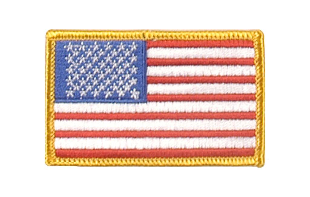 "Stoffabzeichen ""Flagge U.S.A."""