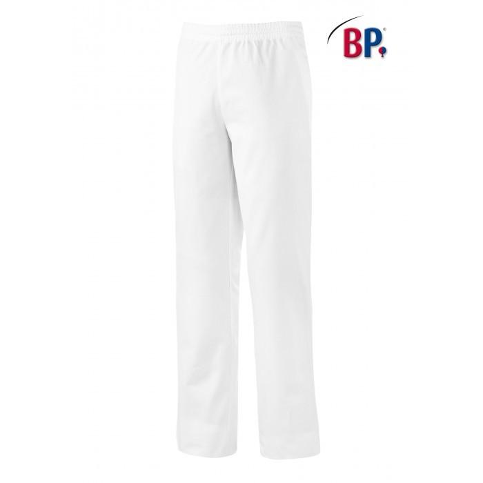 BP Hose 1645 485 21 Unisex Weiß Strapazierfähiges Mischgewebe