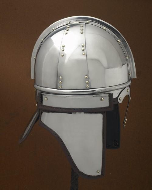 """Battle Merchant Spätrömischer Kavalleriehelm """"Burgh Castle"""""""