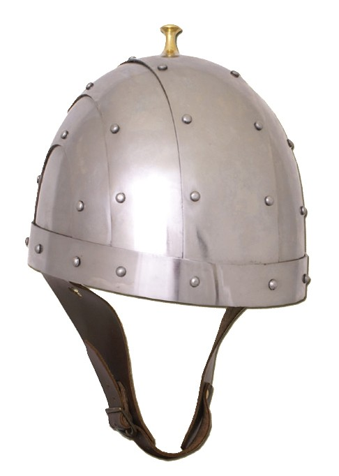 Battle Merchant Byzantinischer Helm 2mm Stahl