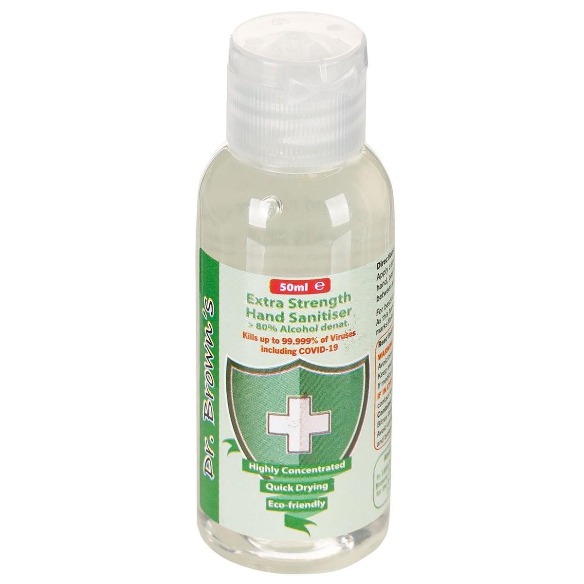 Dr. Brown's Desinfektionsmittel BCB Gel 50ml