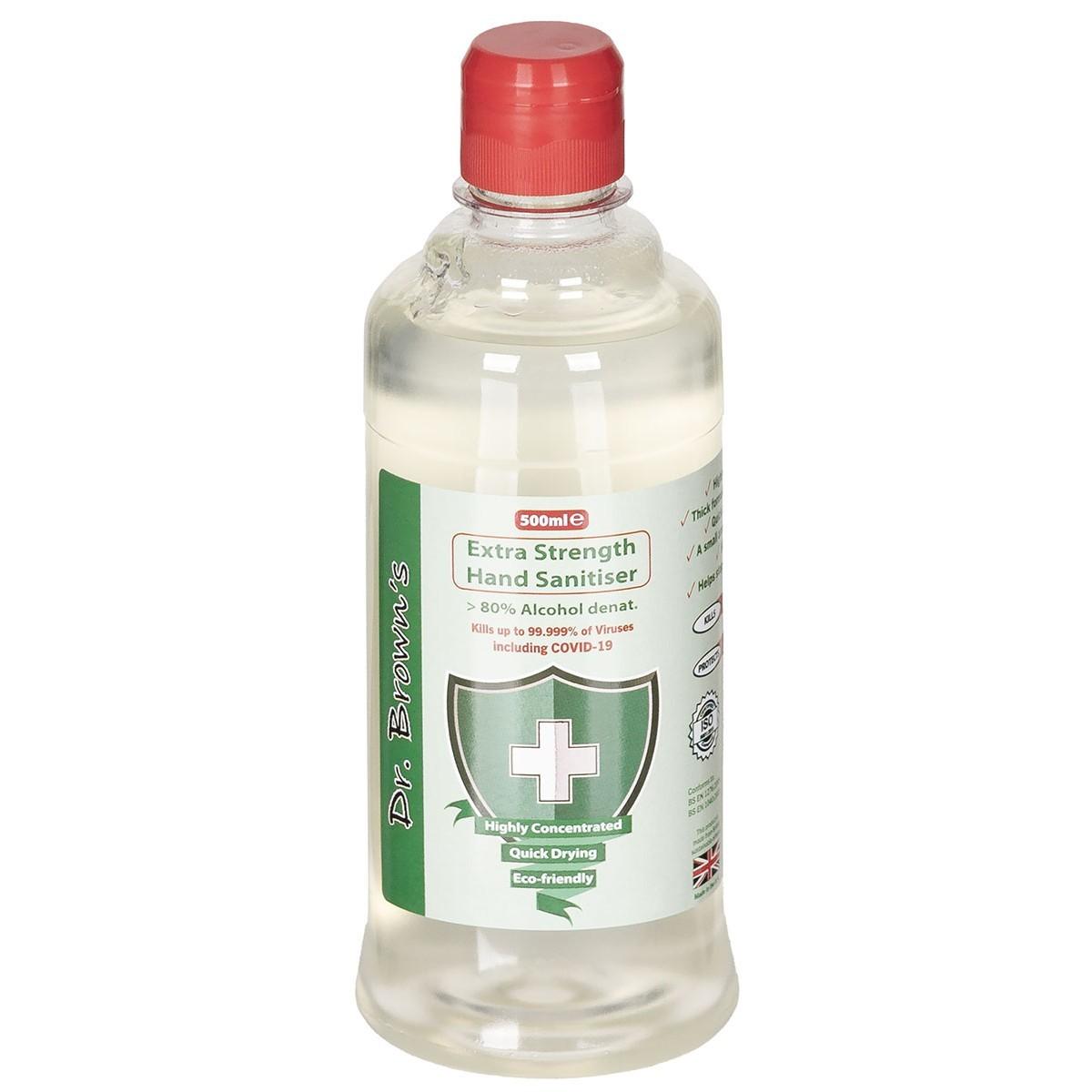 Dr. Brown's Desinfektionsmittel BCB Gel 250ml