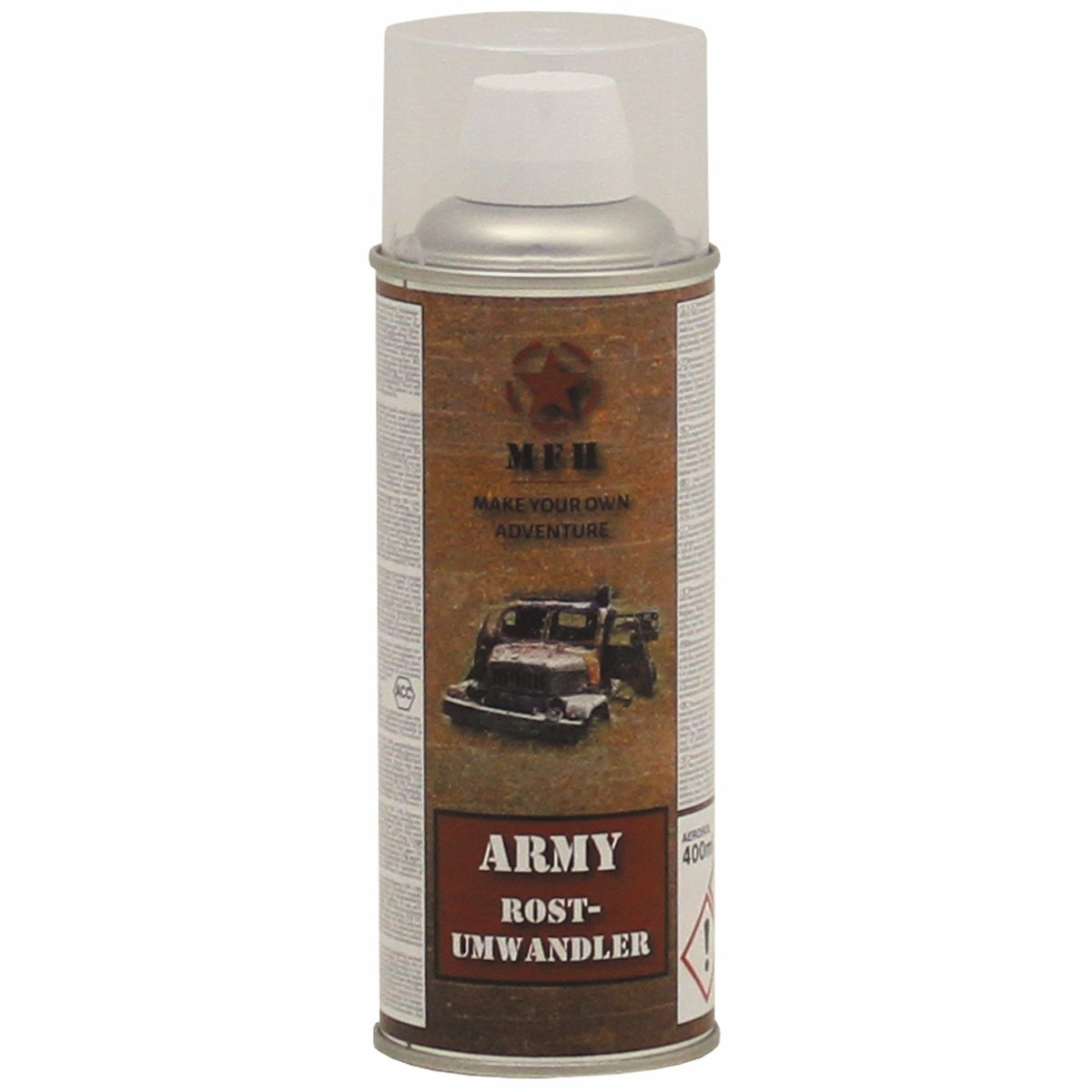 MFH Rostumwandlerspray Army 400ml