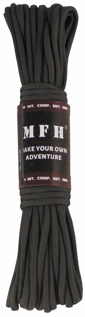 MFH Fallschirmleine Nylon 50 Fuß Foliage
