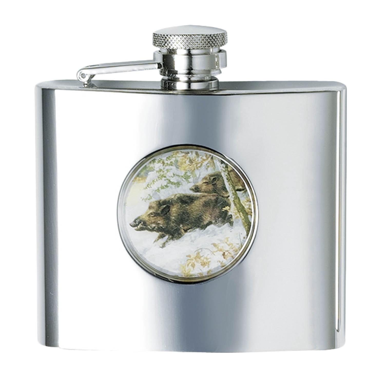 Fritzmann Cognacflasche Keiler Eckig 210ml