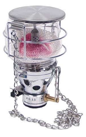 FoX Outdoor Gaslaterne mit Piezo-Zündung 400W