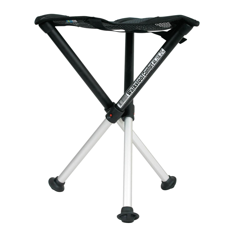 Walkstool Dreibeinhocker zum Mitnehmen L 45cm