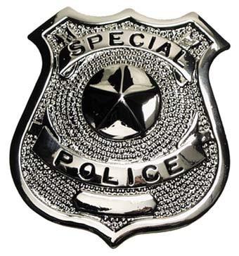 """US Polizeiabzeichen """"Special Police"""""""