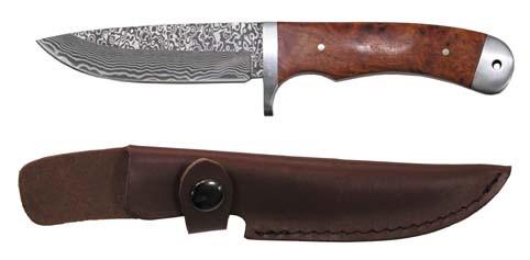 FoX Outdoor Damastmesser 21 cm