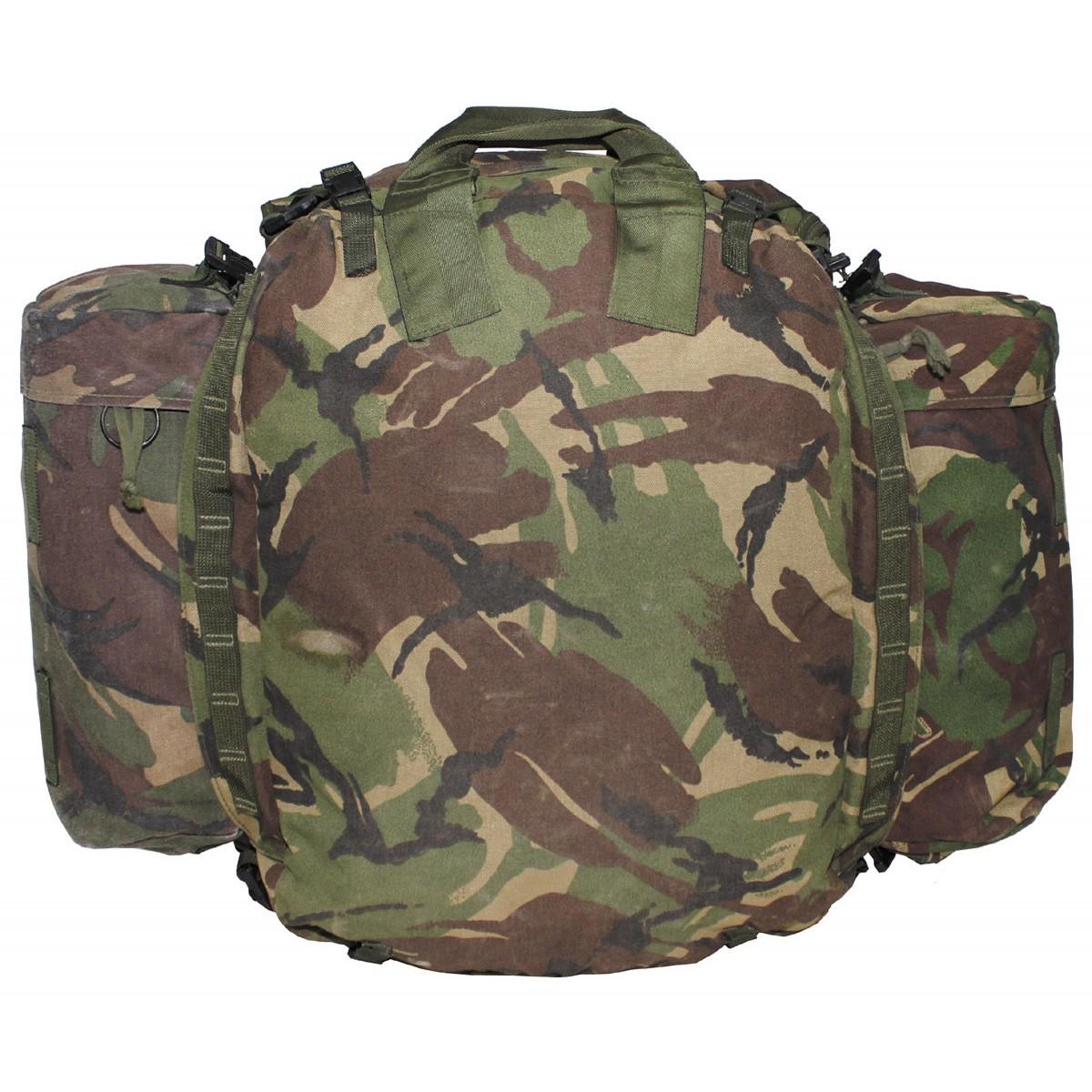 MFH Britischer Rucksack Other Arms DPM Tarn GEBRAUCHT