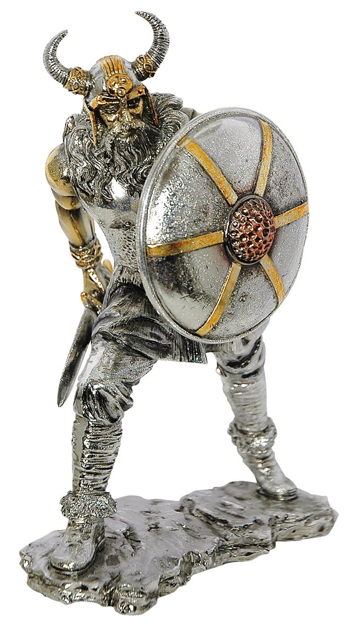 Knightsbridge Gothic-Figur Wikinger KBW4