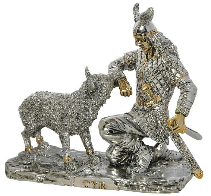 Knightsbridge Gothic-Figur Thor KBW5