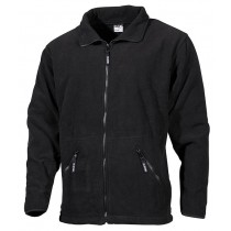 "FoX Outdoor Fleecejacke ""Arber"" Full Zip"