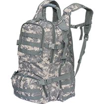 "Commando Einsatzrucksack SP VI AT Digital ""Army Traveler"""