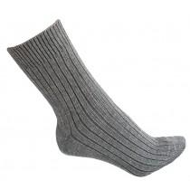 BW Socken Kurz Grau