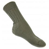 BW Socken Kurz Oliv