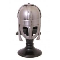 Battle Merchant Miniatur Wikinger Brillenhelm