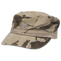 "PURE TRASH Army Cap ""Combo"""