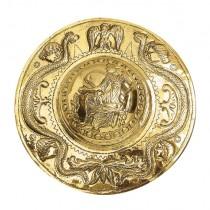 Battle Merchant Handgetriebener römischer Schildbuckel