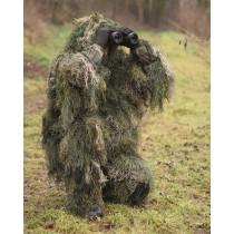 Mil-Tec Ghillie Suit Faden Woodland