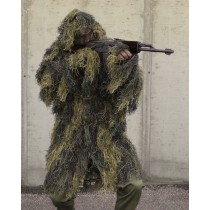 "Mil-Tec Ghillie Parka ""Anti Fire"""