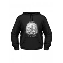 "Battle Merchant Kapuzenpulli ""Viking Rage Tour"""