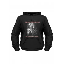 "Battle Merchant Hoodie ""Beware the return of... Thor"""
