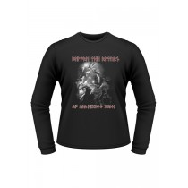 "Battle Merchant Longsleeve-Shirt ""Beware the return of... Thor"""