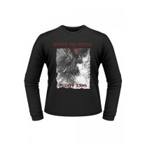 "Battle Merchant Longsleeve-Shirt ""Beware the return of... Odin"""