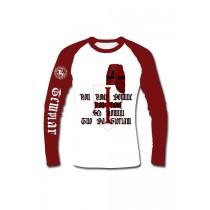 """Battle Merchant Longsleeve-Shirt """"Tempelritter"""""""