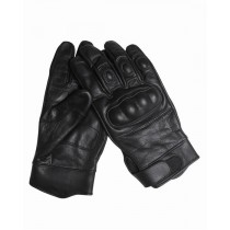 Mil-Tec Leder-Handschuhe Tactical