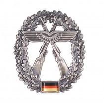 BW Barettabzeichen Luftwaffen-Sicherungstruppe